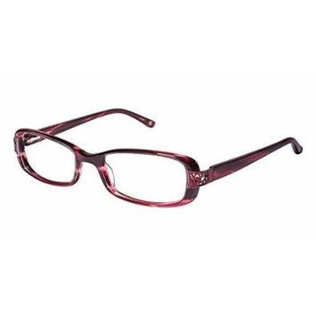 Tommy Bahama Optical Eyewear 171 in Burgundy ; DEMO LENS