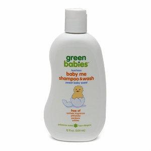 Green Babies Baby Me Shampoo & Wash