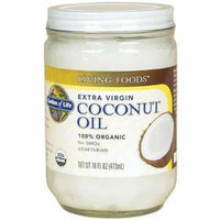 Garden of Life Extra Virgin Organic Coconut Oil 16 fl oz (473 mL)