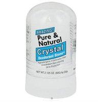 Thai Deodorant Stone Pure And Natural Crystal Mini Stick - 2 oz
