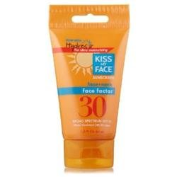 Kiss My Face Face Factor Sunscreen SPF 30 with Hydresia