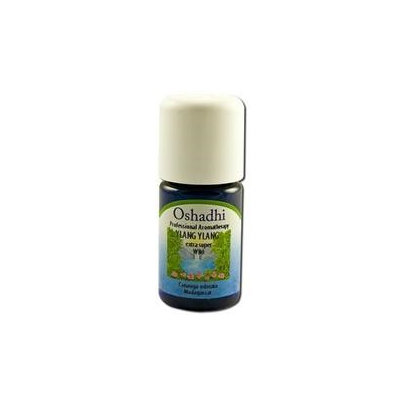 Oshadhi - Essential Oil, Ylang Ylang Wild Extra Super, 10 ml
