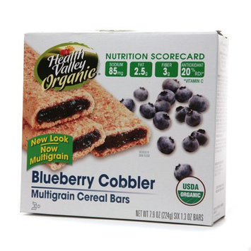 Health Valley Organic Multigrain Cereal Bars