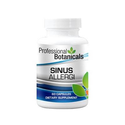Professional Botanicals Sinus Allergi 60 caps