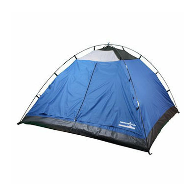 Exxel Outdoors American Trails 2 Person Dome Tent (7' x 7' x 48