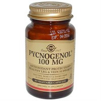 Solgar Pycnogenol - 100 mg - 30 Vegetable Capsules