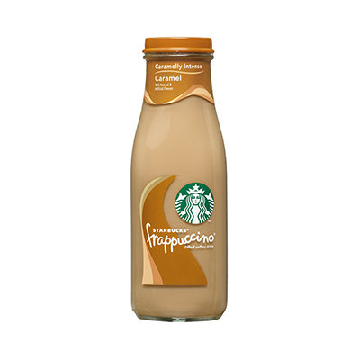 STARBUCKS® Bottled Caramel Frappuccino® Coffee Drink