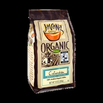 JavaNa Coffee Organic Colombian Ground Coffee