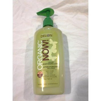 2 Bottles of Organic Moisturizing Lotion Delon Organic Now! Sale! Fast Shipping!