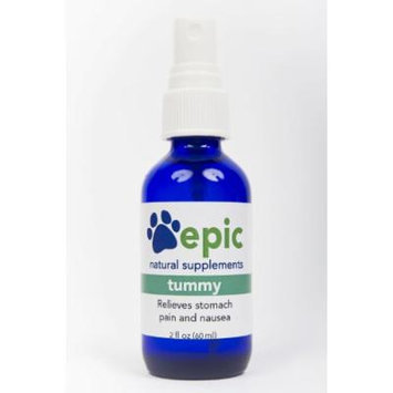 Tummy - Relieves Stomach Pain and Nausea Naturally, Made in USA (Spray, 2 ounce)
