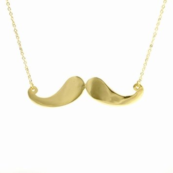 Emitations Karin's Mustache Necklace