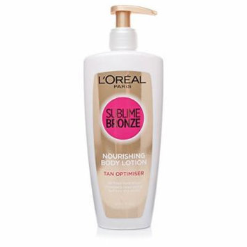 L'Oréal Paris Sublime Bronze Nourishing Body Lotion Tan Optimiser
