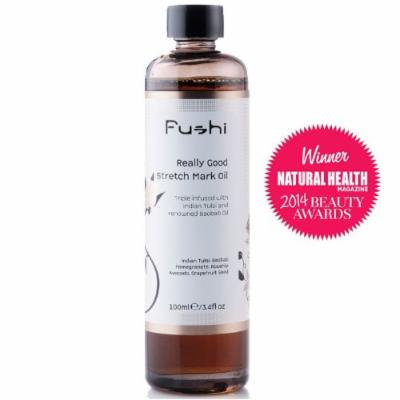 Fushi Really Good Stretch Mark Oil, Natural Health Award Winning