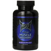 TapouT Muscle Recovery Supplements, 60 Count