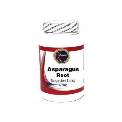 Asparagus Root (Tian Men Dong) Standardized Extract 175mg 180 Capsules # BioPower