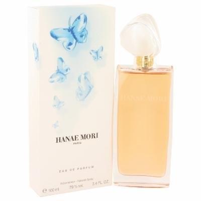 Hanae Mori for Women by Hanae Mori Eau De Parfum Spray 3.4 oz