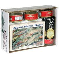Kasilof Fish Company Pacific Northwest Seafood Sampler, 27.95-Ounce Unit