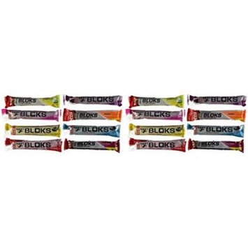 Clif Shot Bloks Variety Pack, 16 Count