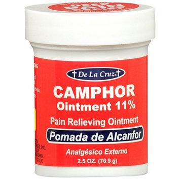 De La Cruz Camphor 11% Pain Relieving Ointment