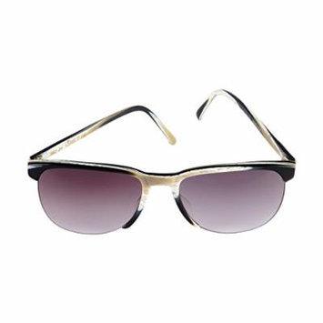 Cerruti 1881 Sunglasses 2902 CN Black White 56-17 Hand made in France