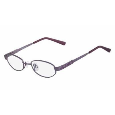 FLEXON Eyeglasses KIDS BEAM 513 Purple 47MM