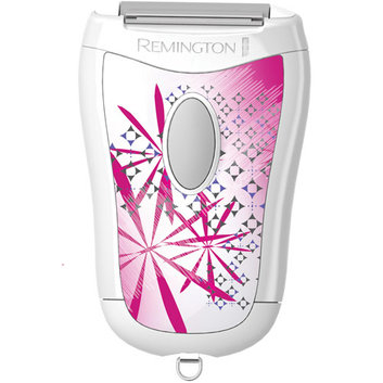 Remington WSF4810 Smooth & Silky Wet/Dry Battery Operated Shaver