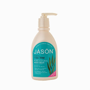 Jason Natural Cosmetics Natural & Organic Satin Shower Body Wash