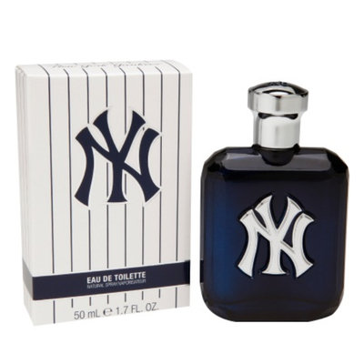 New York Yankees Eau de Parfum Natural Spray, 1.7 fl oz
