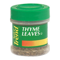 Spice Trend Thyme Leaves, 0.3-Ounce (Pack of 6)