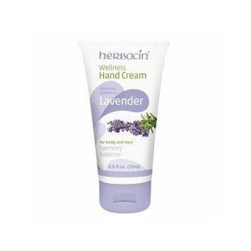 Herbacin Wellness Hand Cream, Lavender 2.5 oz (75 ml)