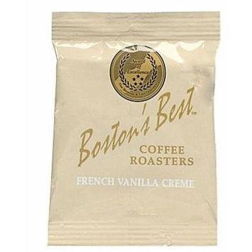 Boston's Best Ground Coffee, French Vanilla, 2.5 oz., 40 Packets