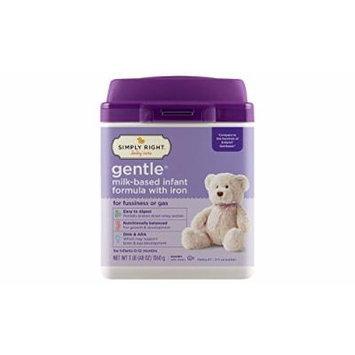 Simply Right - Gentle Infant Formula, 48 oz. - 1 pk