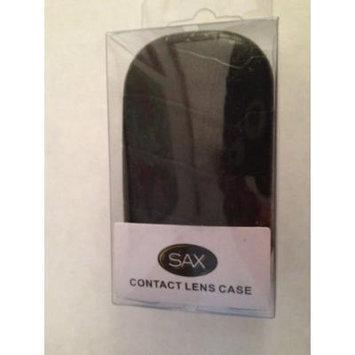 13 Varieties of Contact Lens Case You Choose (Black Crocodile)