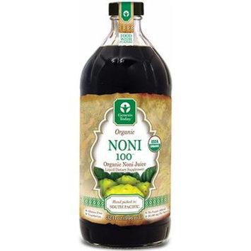Noni 100 -100% Pure Noni Juice (32oz) Genesis Today Brand: Genesis Today