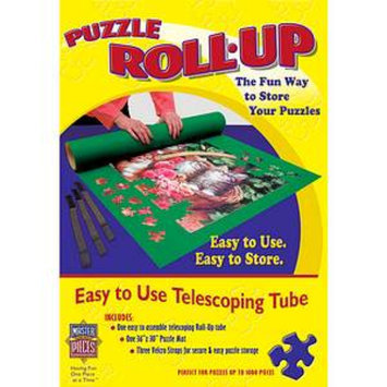 Masterpieces Puzzles Puzzle Roll Up Jigsaw Puzzle Mat Ages 8+
