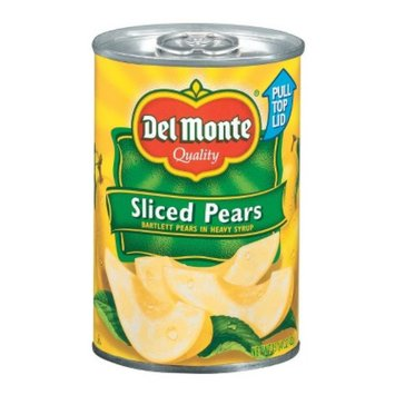Del Monte Bartlett Pear Slices in Heavy Syrup - 15.25 oz.