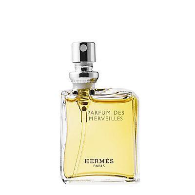 HERMÈS Parfum des Merveilles Pure Perfume Lock Spray Refill/0.25 oz. - No Color
