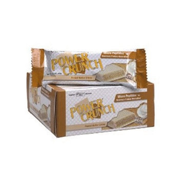 Power Crunch Protein Energy Bars 12 Pack Peanut Butter Creme