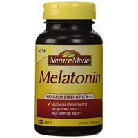 Nature Made® Melatonin 5 Mg., 250 Tablets
