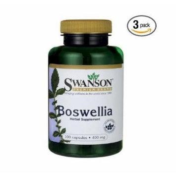 Boswellia 400 mg 100 Caps - Swanson Premium (3)