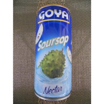 Goya Soursop Nectar / Guanabana Nectar - 12 x 284 ml - Product of Puerto Rico