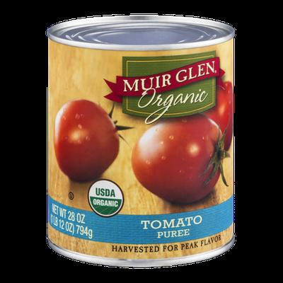 Muir Glen Organic Tomato Puree