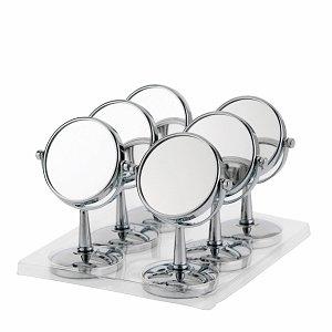 Danielle Mini Desk Top Vanity Mirror (4X Mag) D606