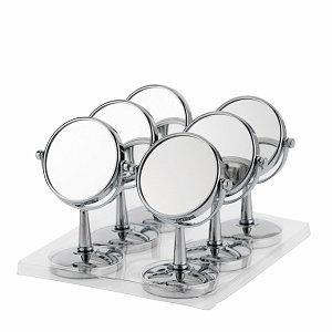 Danielle Mini Desk Top Vanity Mirror (4X Mag) D606