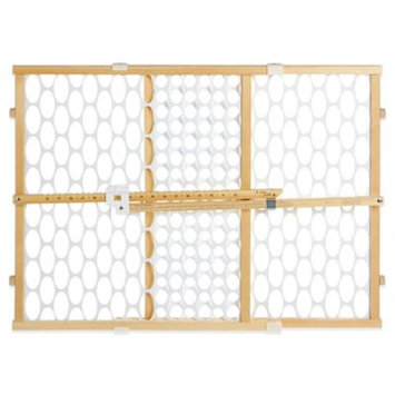 North States Industries North States Quick Fit Oval Mesh Pressure Mounted Gate