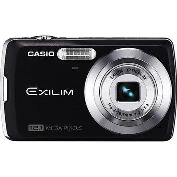 Casio Exilim EX-Z35 Black 12MP Digital Camera, 3x Optical Zoom, 2.5