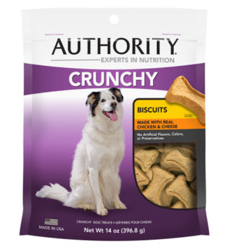 AuthorityA Crunchy Dog Treats Dog Biscuit