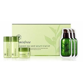 Innisfree Green Tea Balancing Special Kit 4types