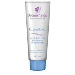 Aroma Crystal - Crystal Clear Face & Body Wash - 8 oz.