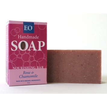 EO Rose and Chamomile Bar Soap 4 Ounces